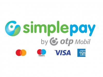 Online Bankkártyás fizetés a SIMPLEPAY felületén